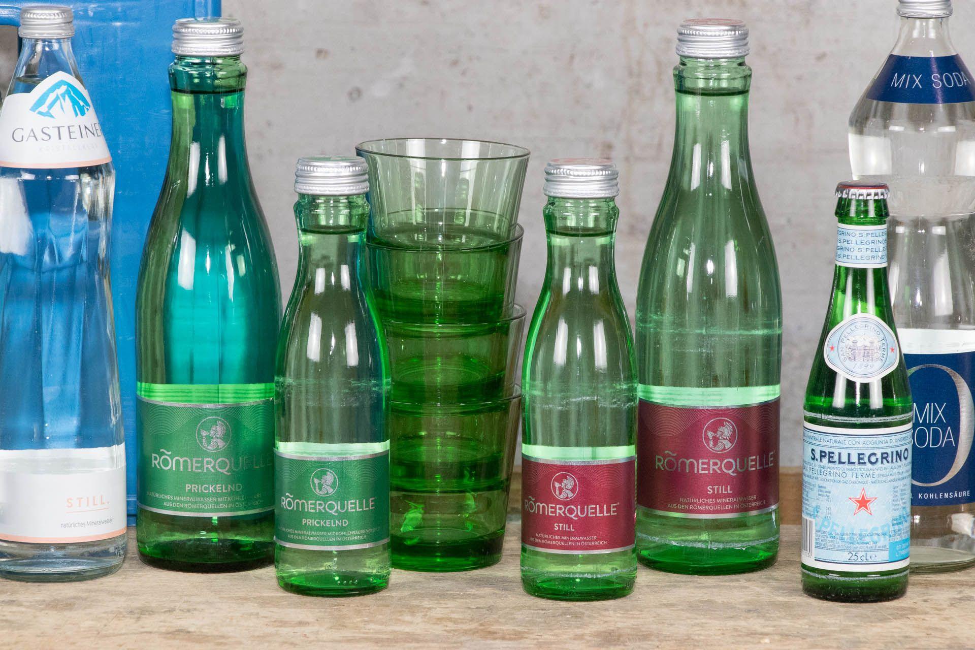 Alkoholfreie Getränke vom Getränkemarkt in Viehhofen Salzburg kaufen ...