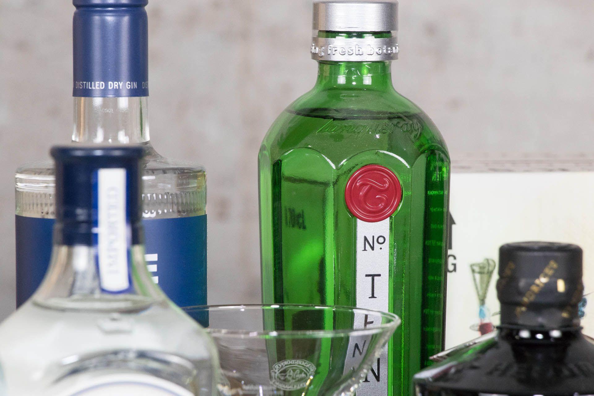 Gin kaufen in Salzburg und Gin Tonic mixen - der beliebteste Longdrink