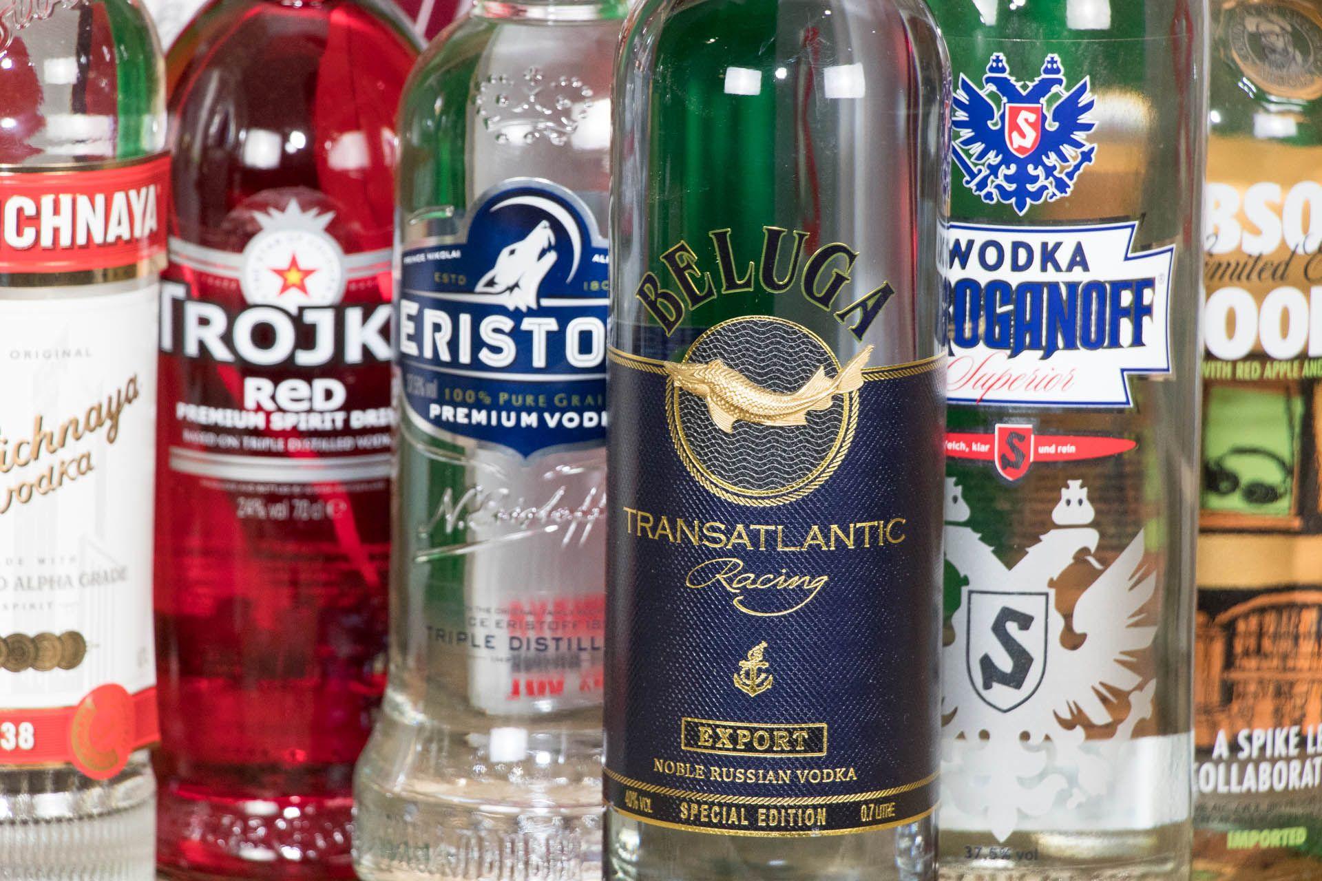 Der beste Vodka - Wodka kaufen bei Ihrem Gastronomiepartner Getränke ...